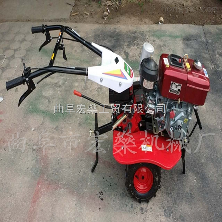 HS XG-178-手扶拖拉机旋耕机 小型旋耕机 大马力锄草锄地机