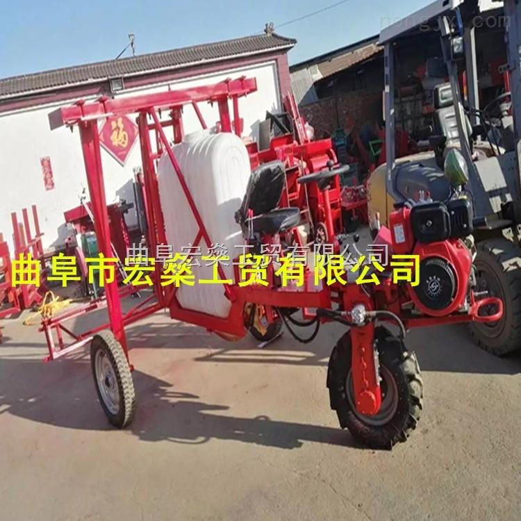 远射程喷雾器 60米长拉管农用汽油喷雾器供应