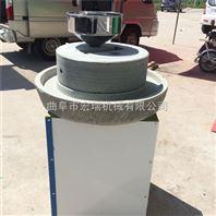 电动豆浆石磨机 豆浆石磨图片 纯正原味豆浆石磨