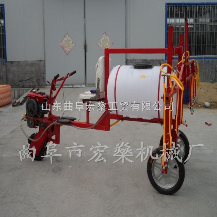 HS-辽宁玉米地打药喷雾机大田管理高压汽油喷雾器价格