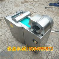 河南厨房切菜机  不锈钢工厂切菜机 切丝机型号