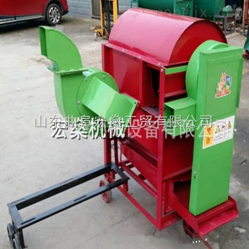 HS-TL50-厂家直销油菜、萝卜籽小麦脱粒机