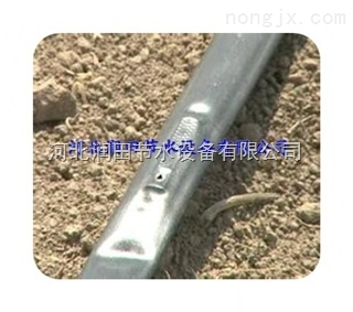 山西大同县PE滴灌带 红薯大田滴灌 16mm滴水带