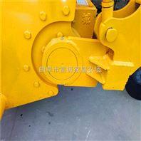 双链工程管道开沟机 拖拉机后悬挂带动