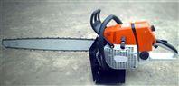 新款链锯挖树机