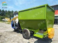 牛羊喂养撒料车 电动撒料车 移动式撒料车生产