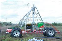 高效农用四轮平移式喷灌机