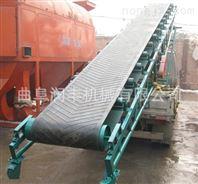 输送机型号 倾角传送皮带机 粮食皮带输送机