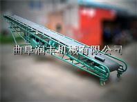 倾角皮带机型号 移动传送带厂家