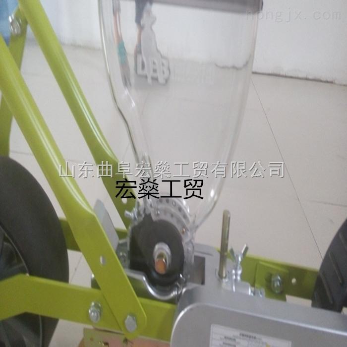 HS-盘县大白菜播种机 多功能蔬菜精量播种机 香菜播种机