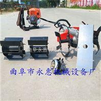 批发小型割灌机,汽油割草机厂家直销水稻小麦大豆青稞收割机机