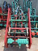 花生链条传动收获机 四轮拖拉机花生收获机