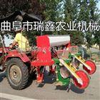 山东省播种机批发 厂家批发7.5马力播种机黄豆播种机