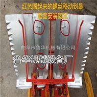 小型插秧机厂家水稻插秧机 微型手动手压式插秧机