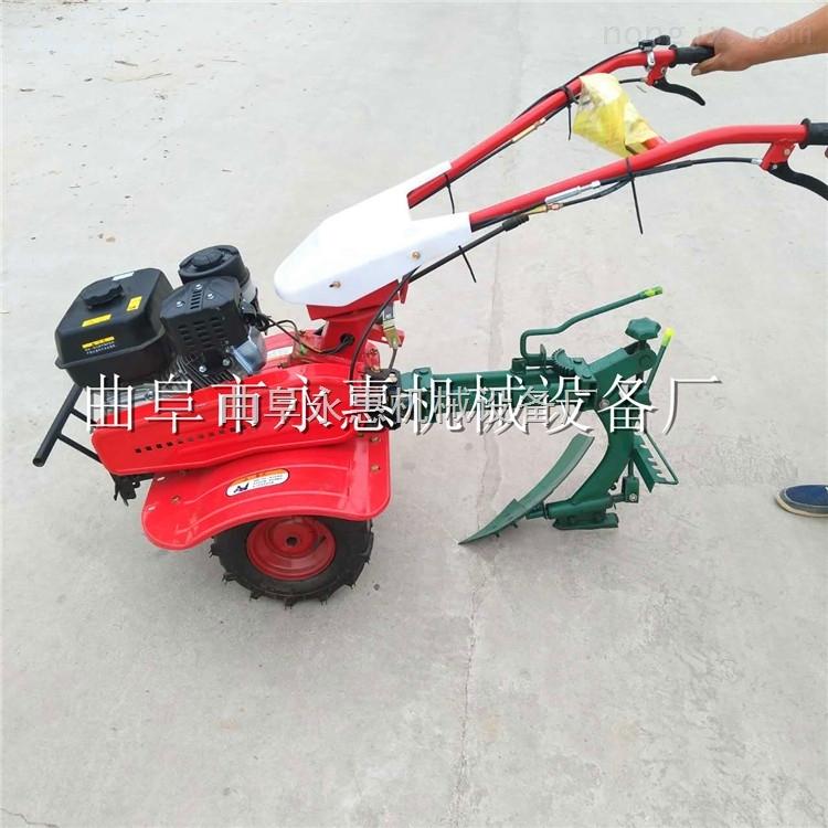 微耕后旋耕式 汽油打田机 手把可调式微耕机