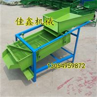 小麦振动筛选机 高产量小麦谷子脱粒机价格