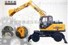 小型轮式挖掘机_小型轮式挖掘机价格