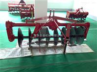 厂家批发驱动圆盘犁 水田专用翻地犁适用于东北黑土地