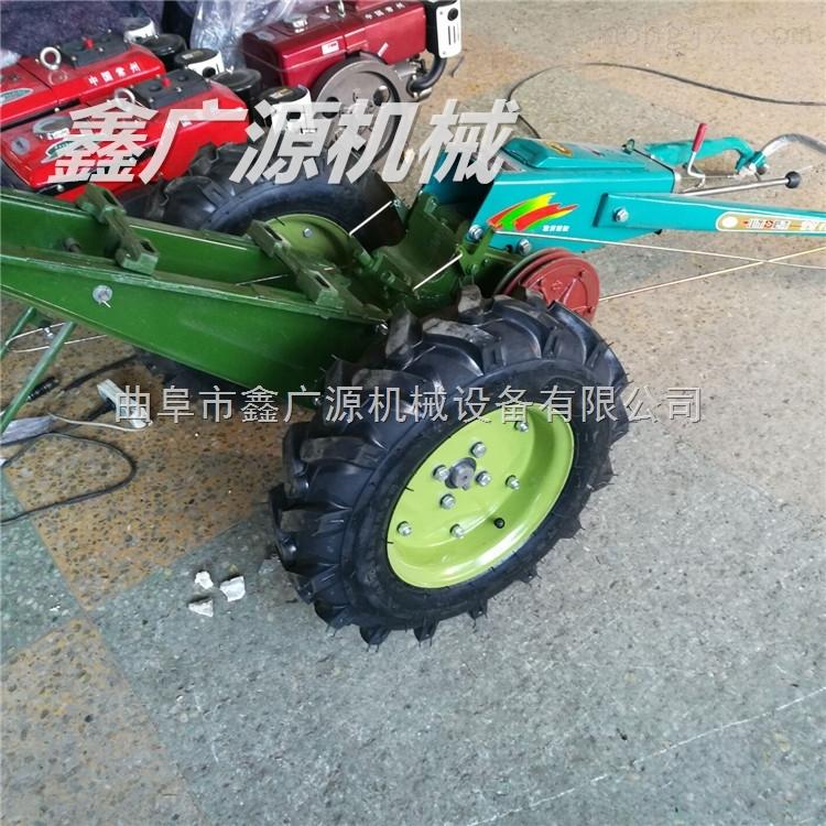 多功能小型微耕機除草松土機開溝機