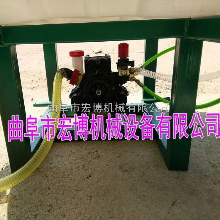 柴油三轮打药车 多用途喷雾机