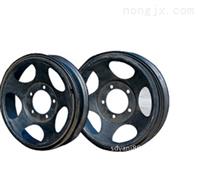 GMC 原装电镀镀鉻铝合金轮毂 钢圈 铝圈 轮圈腐蚀翻新 修复