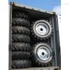 HAVSTAR(量大可定牌)14.9-24,11.2-24,11.2-38喷灌设备轮胎+热镀锌钢圈组
