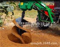 拖拉机挖坑机,拖拉机挖坑机价格