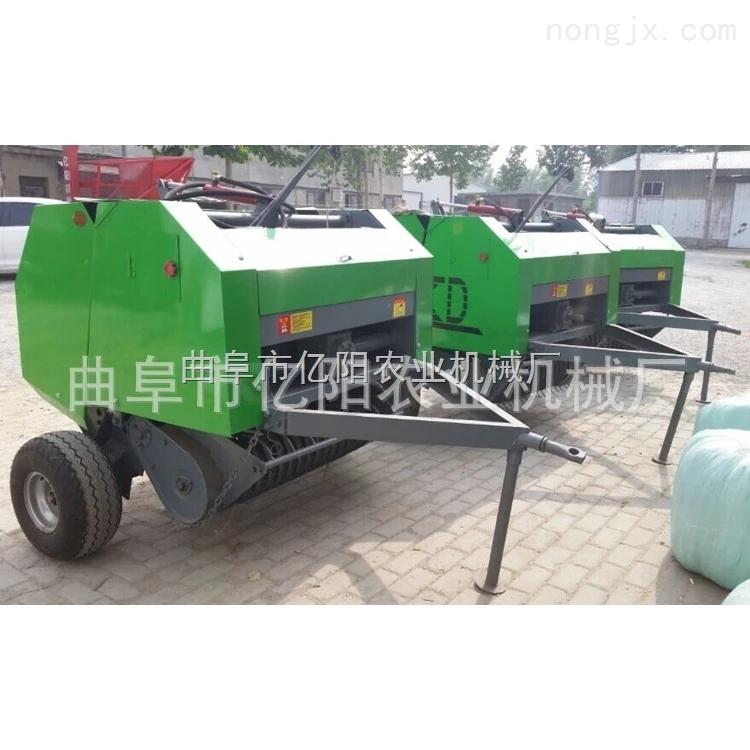 麦秸打捆机出厂价,悬挂式小麦秸秆打捆机