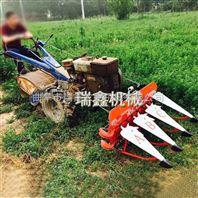 甘肃小麦打捆机 茴香割晒机厂家 玉 手扶式油菜苜蓿草收割机