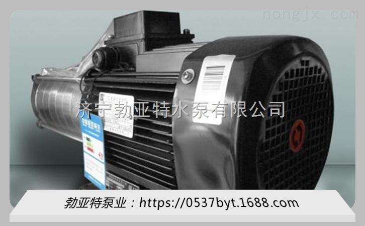 辽宁省抚顺市 大型水泵 QDLY管道泵 农用水泵 生产厂家