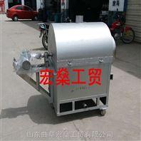菜籽炒货机 200斤电加热炒锅 炒板栗机