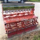 多功能小麦播种机 玉米大豆精播机 谷子高粱播种机