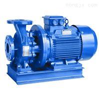 卧式无泄漏ISW型离心泵