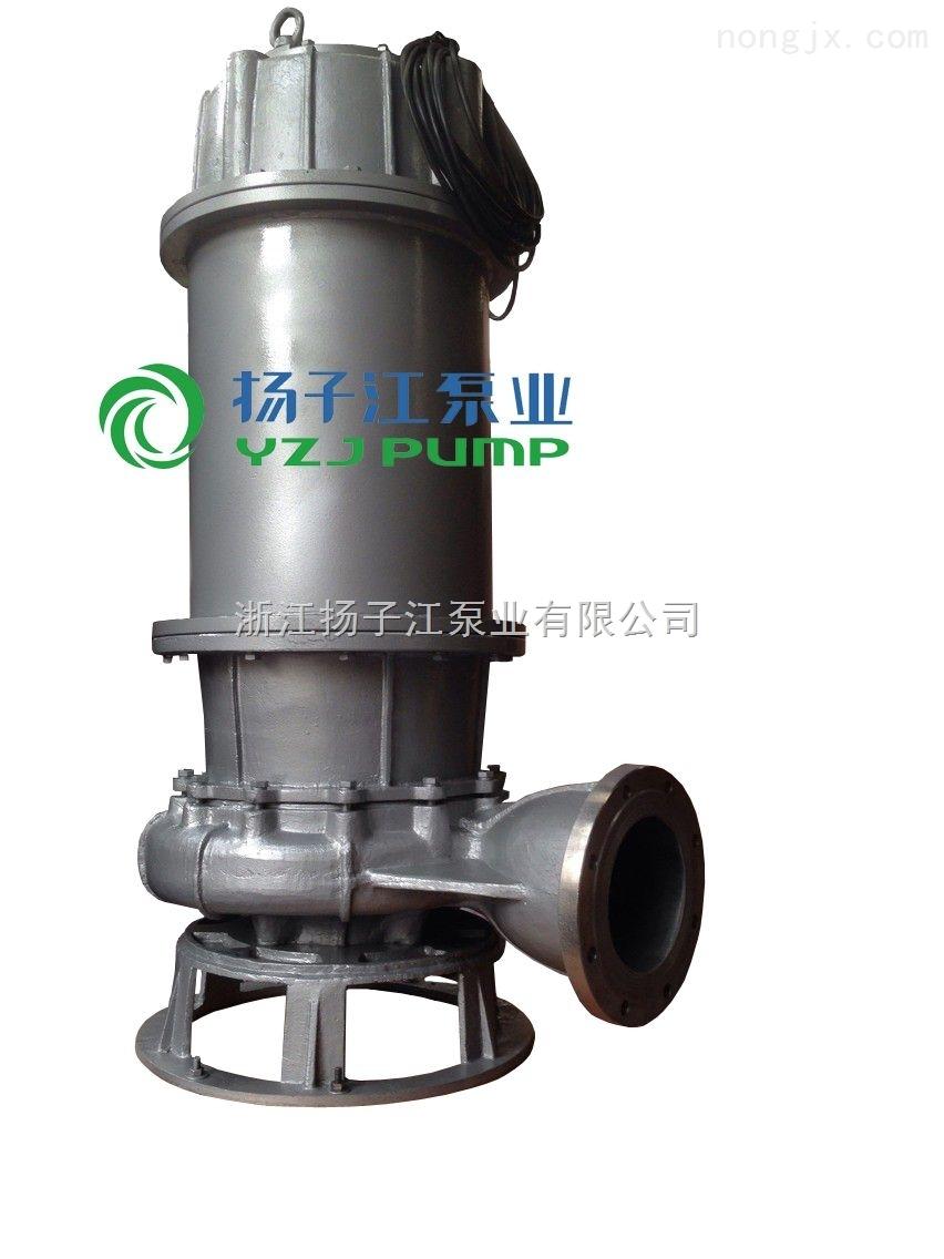 工程排污泵 WQ300-10-18.5kw立式耐腐蚀污水潜水 泵