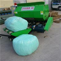 牧草专用包装膜 做青贮饲料的机子价格