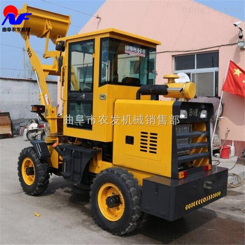徽县小型工程装载机 农发新型轮式铲车
