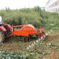 大型红薯割秧机 杀秧机价格