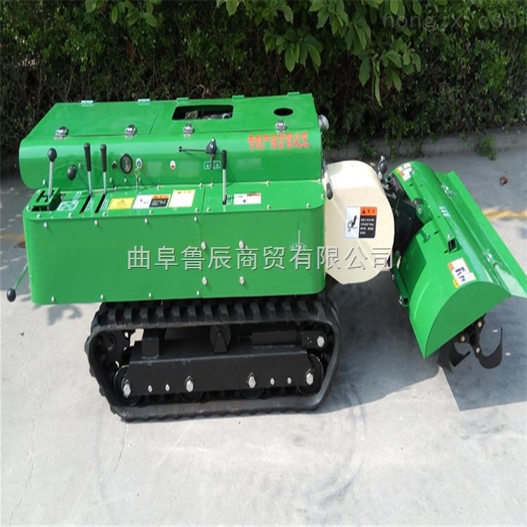 LC-履带式微耕机设备 大型田园管理机价格