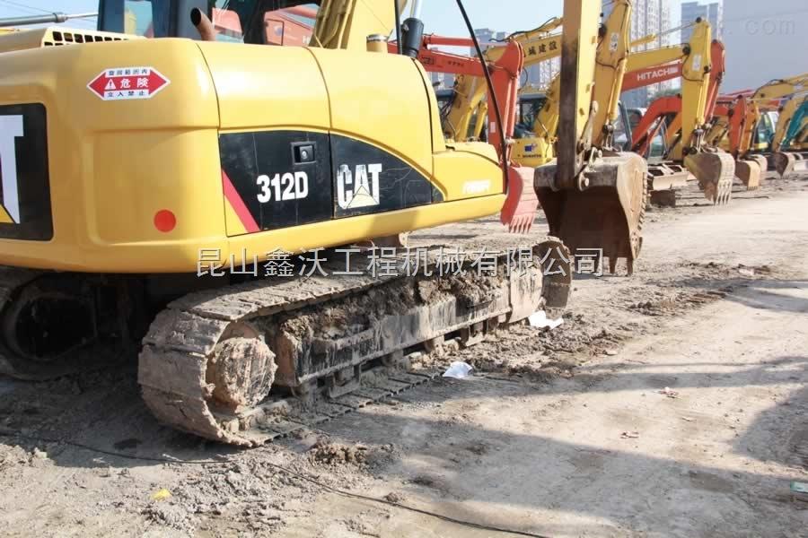 贵州二手卡特312挖掘机【贵州二手卡特挖掘机价格】