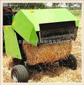 自走式玉米秸秆打捆机