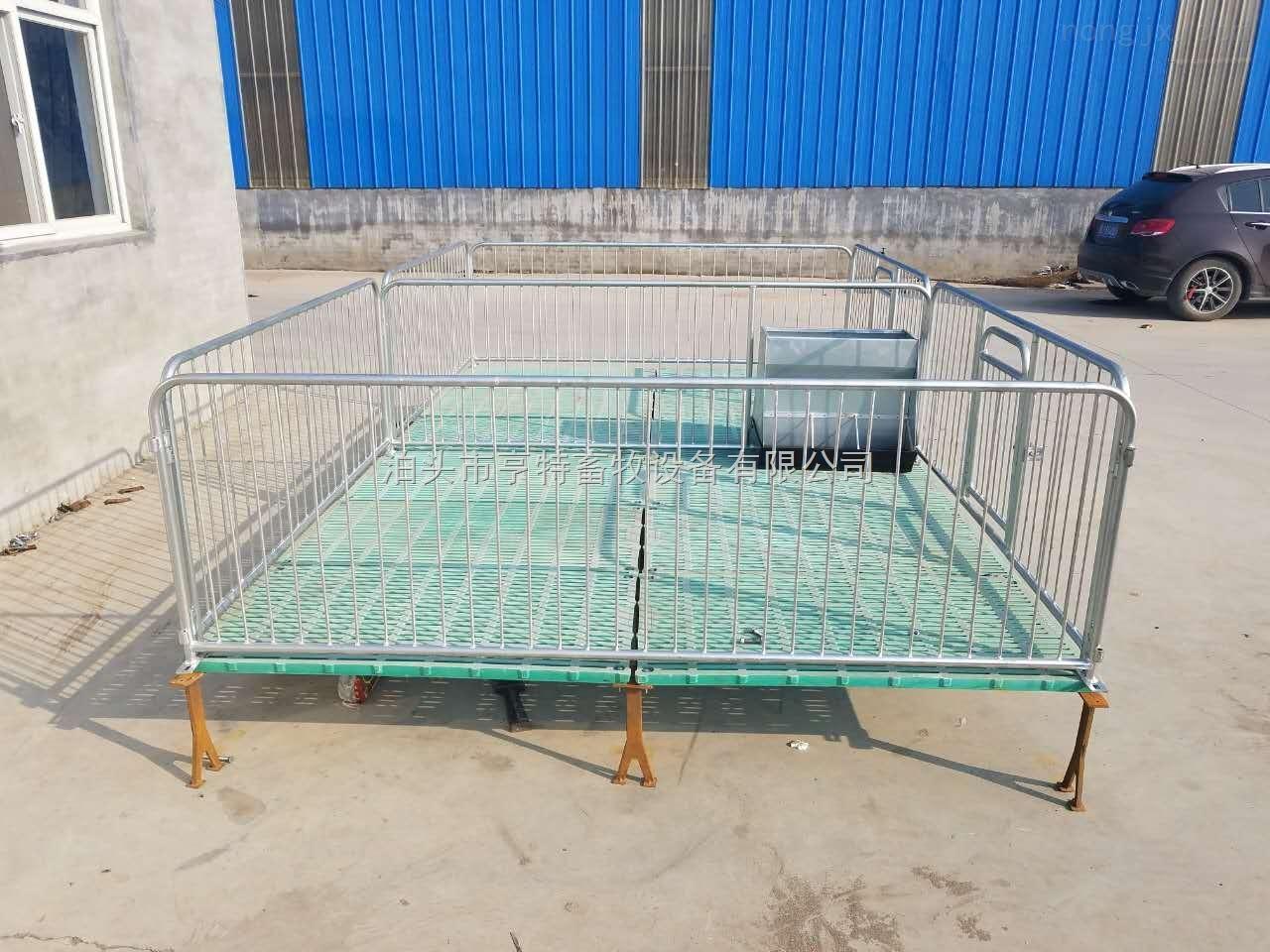 优质保育栏 猪用 热镀锌管焊接 复合漏粪板厂家电话
