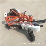 拖拉机驱动马铃薯收获机 挖果子机 大蒜铺放收获机