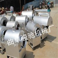 全不锈钢多功能滚筒炒货机