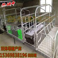河北母猪2100*3600双体产床厂家直销价格低
