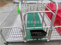 沧州供应宏基猪产床母猪双体分娩栏