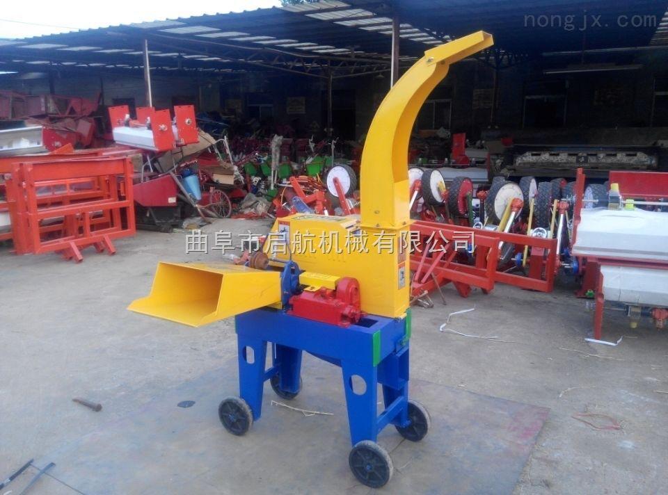 新一代青贮秸秆铡草机 现货供应小型秸秆牧草切碎机