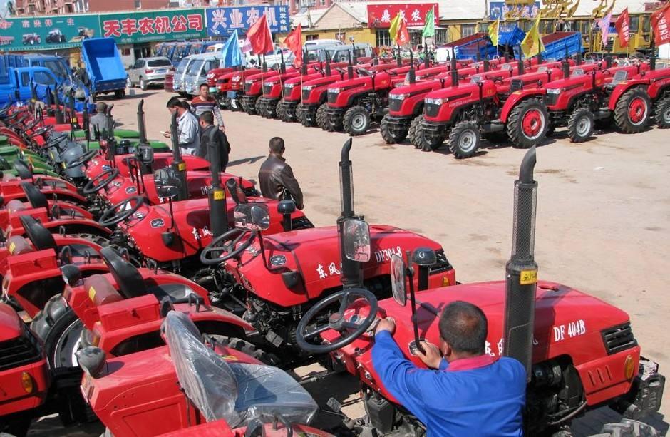 农机市场竞争日益激烈 稳中求胜方为上策