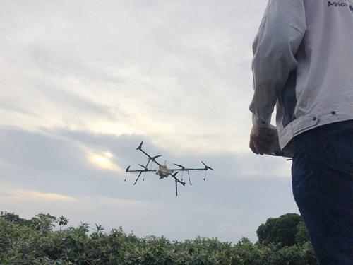 病虫害爆发迅速,农用无人机飞入田间地头杀菌防虫保增收!