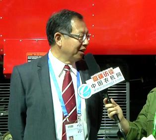 专访爱科全球副总裁兼中国区董事总经理杨青先生