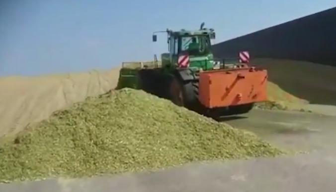 让人忍不住惊叹的世界现代大型农机大合集